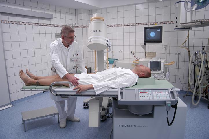 германия простатит клиники